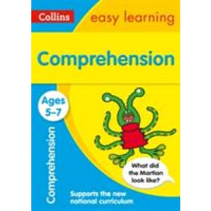 Comprehension Ages 5-7: New Edition - HarperCollins Publishers 9780008134303