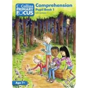 Comprehension: Pupil Book 1 - HarperCollins Publishers 9780007410606