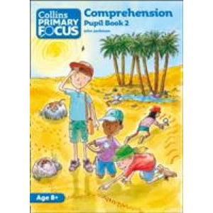 Comprehension: Pupil Book 2 - HarperCollins Publishers 9780007410613