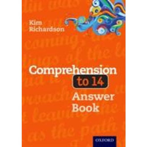 Comprehension to 14 Answer Book - Oxford University Press 9780198321101