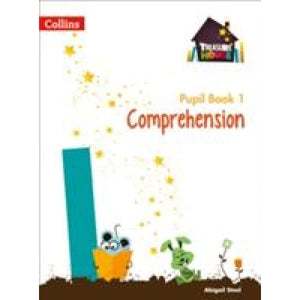 Comprehension Year 1 Pupil Book - HarperCollins Publishers 9780008133481