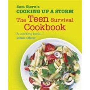 Cooking Up a Storm: The Teen Survival Cookbook - Walker Books 9781406352979