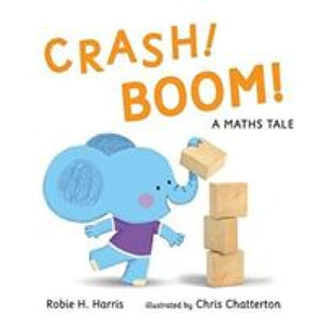 CRASH! BOOM!: A Maths Tale - Walker Books 9781406380514