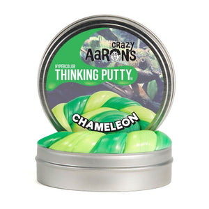 Crazy Aaron's Thinking Putty Chameleon Hypercolour - Aarons 705105856674