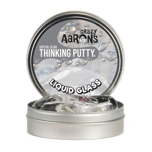 Crazy Aaron's Thinking Putty Liquid Glass - Aarons 633131436952