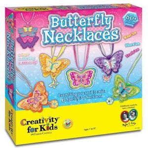 Creativity for Kids Butterfly Necklaces - 92633119808
