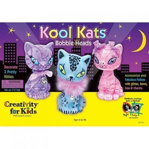 Creativity for Kids Kool Kats