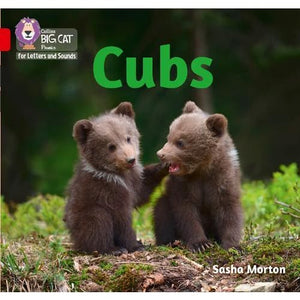 Cubs: Band 2a/Red a - HarperCollins Publishers 9780008230210