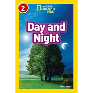 Day and Night: Level 2 - HarperCollins Publishers 9780008317188