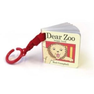 Dear Zoo Buggy Book - Pan Macmillan 9780230747739