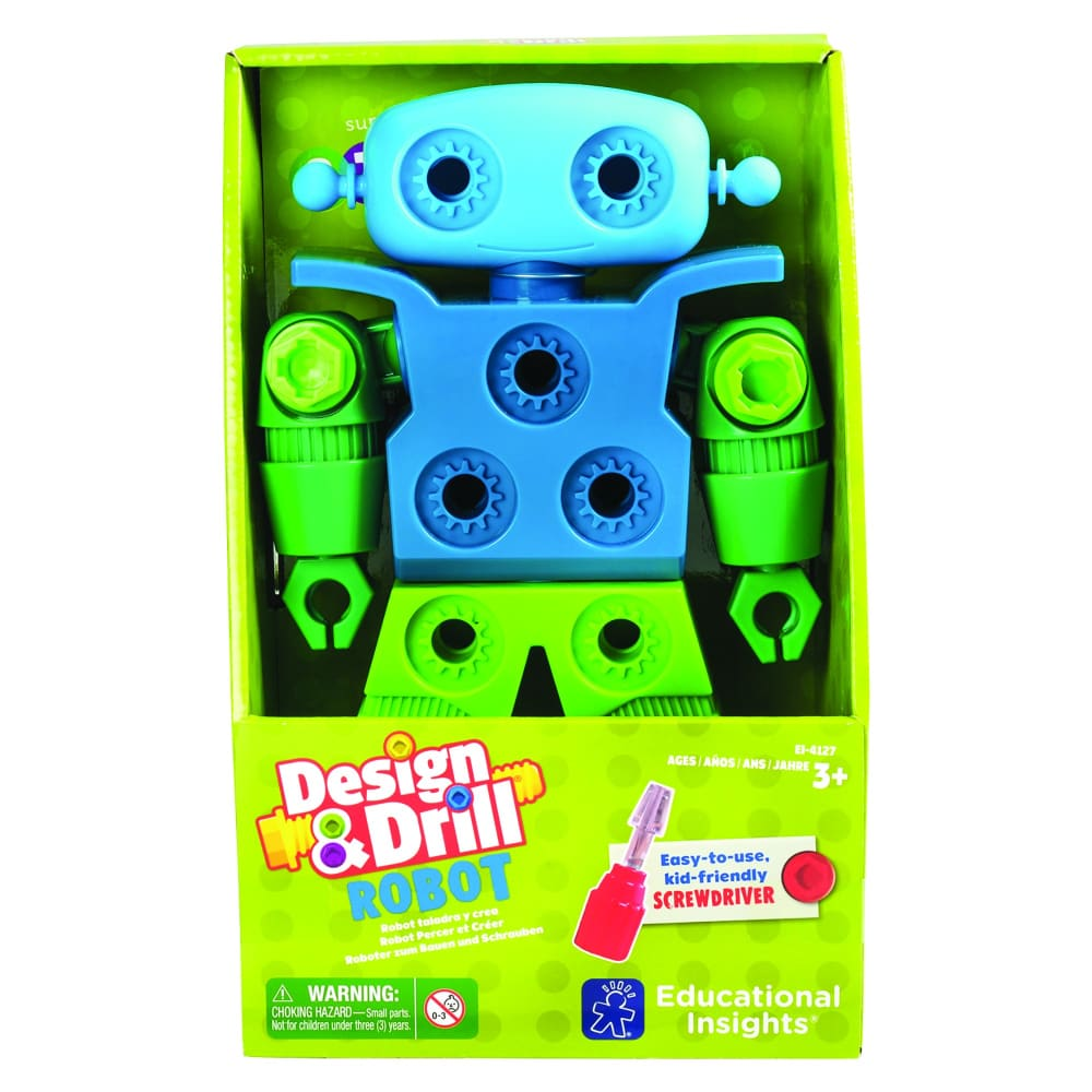 Design & Drill Robot | Learning Resources | BrightMinds UK ...