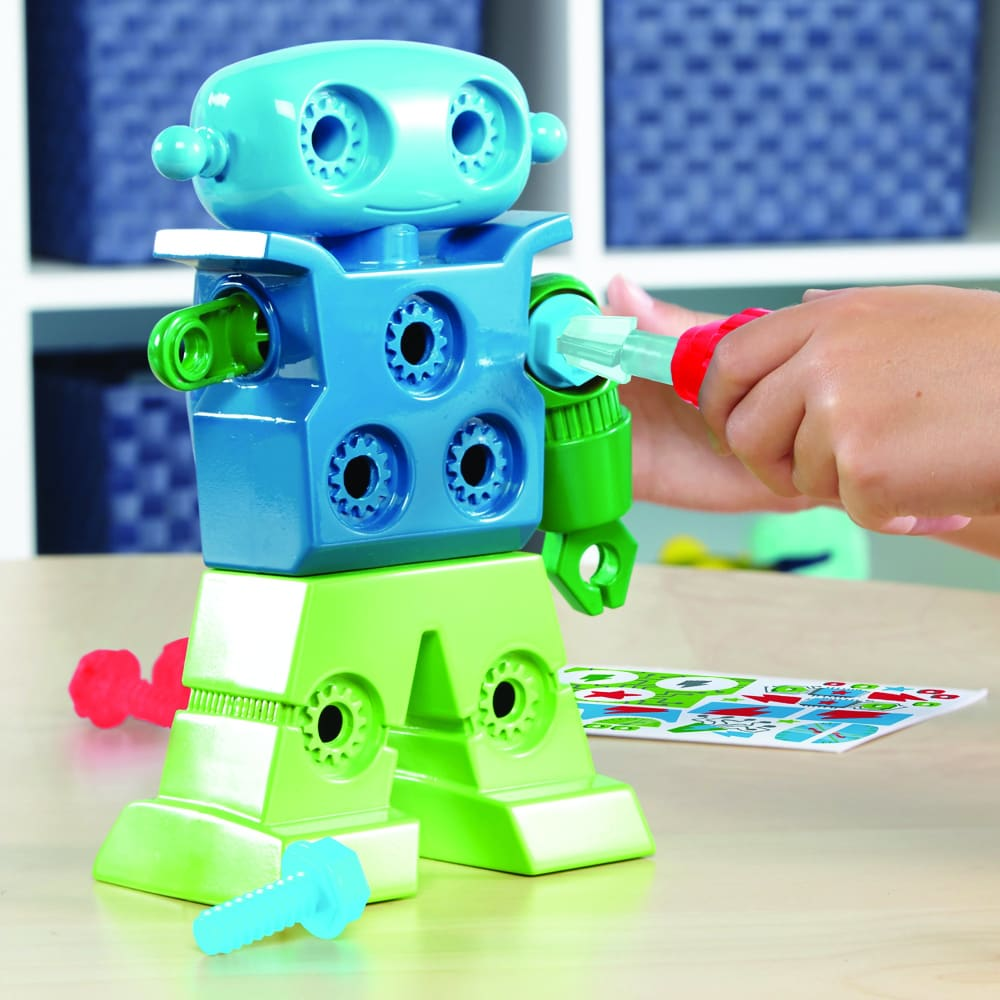 Design & Drill Robot   Learning Resources   BrightMinds UK ...