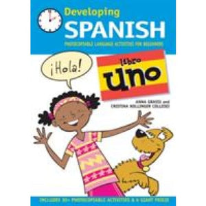 Developing Spanish 1 - Bloomsbury Publishing 9780713679304