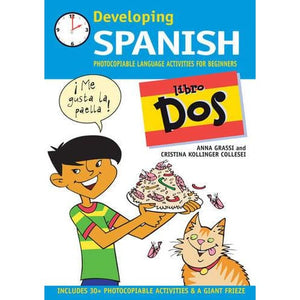 Developing Spanish Photocopiable Language Activities for Beginners - Bloomsbury Publishing 9780713679212