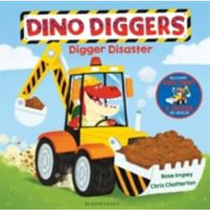 Digger Disaster - Bloomsbury Publishing 9781408872444
