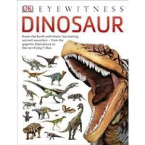 Dinosaur - Dorling Kindersley 9781409343714