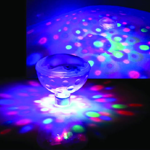 Image of Disco Bath Lights (Set of 2) - Gadget Store 5050341200565
