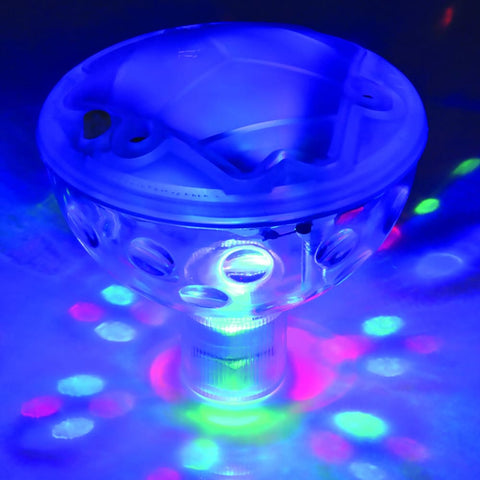 Disco Bath Lights (Set of 2) - Gadget Store