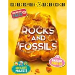 Discover Science: Rocks and Fossils - Pan Macmillan 9780753442531