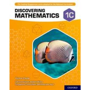 Discovering Mathematics: Student Book 1C - Oxford University Press 9780198421702