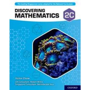 Discovering Mathematics: Student Book 2C - Oxford University Press 9780198421887