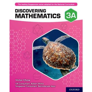 Discovering Mathematics: Student Book 3A - Oxford University Press 9780198422082