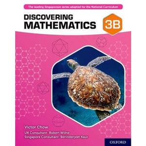 Discovering Mathematics: Student Book 3B - Oxford University Press 9780198422075