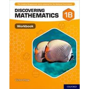 Discovering Mathematics: Workbook 1B - Oxford University Press 9780198421771