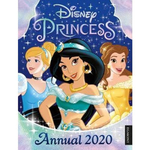 Disney Princess Annual 2020 - Egmont 9781405294423
