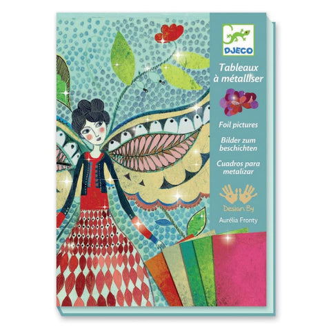 Image of Djeco Fireflies Foil Pictures