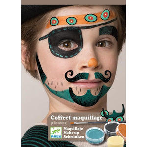 Djeco Pirate Face Paint Kit - 3070900092013