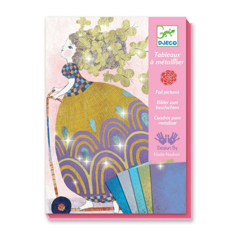 Image of Djeco So Pretty Foil Pictures