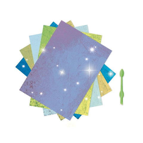 Image of Djeco So Pretty Foil Pictures - 3070900095137