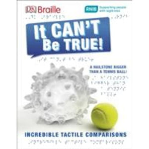 DK Braille It Can't Be True! - Dorling Kindersley 9780241228401