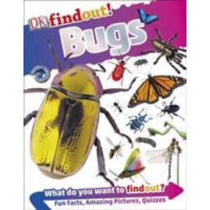 DKfindout! Bugs - Dorling Kindersley 9780241284735