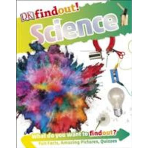 DKfindout! Science - Dorling Kindersley 9780241225196