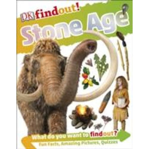 DKfindout! Stone Age - Dorling Kindersley 9780241282700