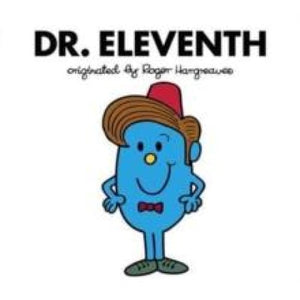 Doctor Who: Dr. Eleventh (Roger Hargreaves) - BBC Children's Books 9781405930079