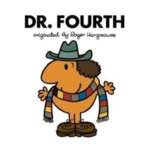 Doctor Who: Dr. Fourth (Roger Hargreaves) - BBC Children's Books 9781405930062