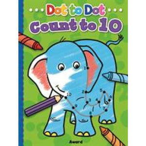 Dot to Dot: Count 10 - Award Publications 9781782701682