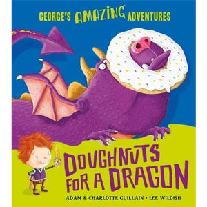 Doughnuts for a Dragon - Egmont 9781405270540