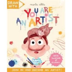 Draw With Marta Altes: You Are an Artist! - Pan Macmillan 9781447290773