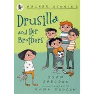 Drusilla and Her Brothers - Walker Books 9781406316094