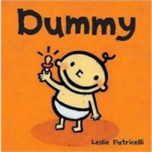 Dummy Board Book - Walker Books 9781844281961