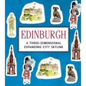 Edinburgh: Panorama Pops - Walker Books 9781406339796