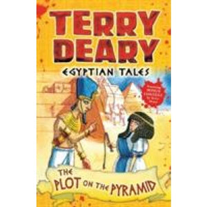 Egyptian Tales: The Plot on the Pyramid - Bloomsbury Publishing 9781472942159