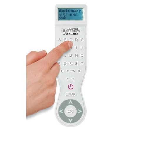 Image of Electronic Dictionary Bookmark White - BrightMinds 5035393452018