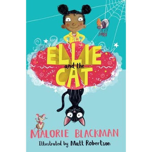 Ellie and the Cat - Barrington Stoke 9781781128244