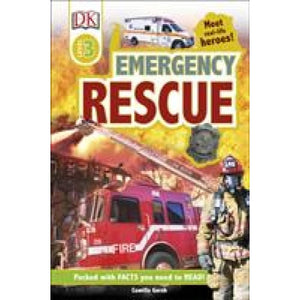 Emergency Rescue: Meet Real-life Heroes - Dorling Kindersley 9780241225080
