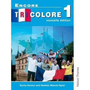 Encore Tricolore Nouvelle 1 Student Book - Oxford University Press 9780174402718